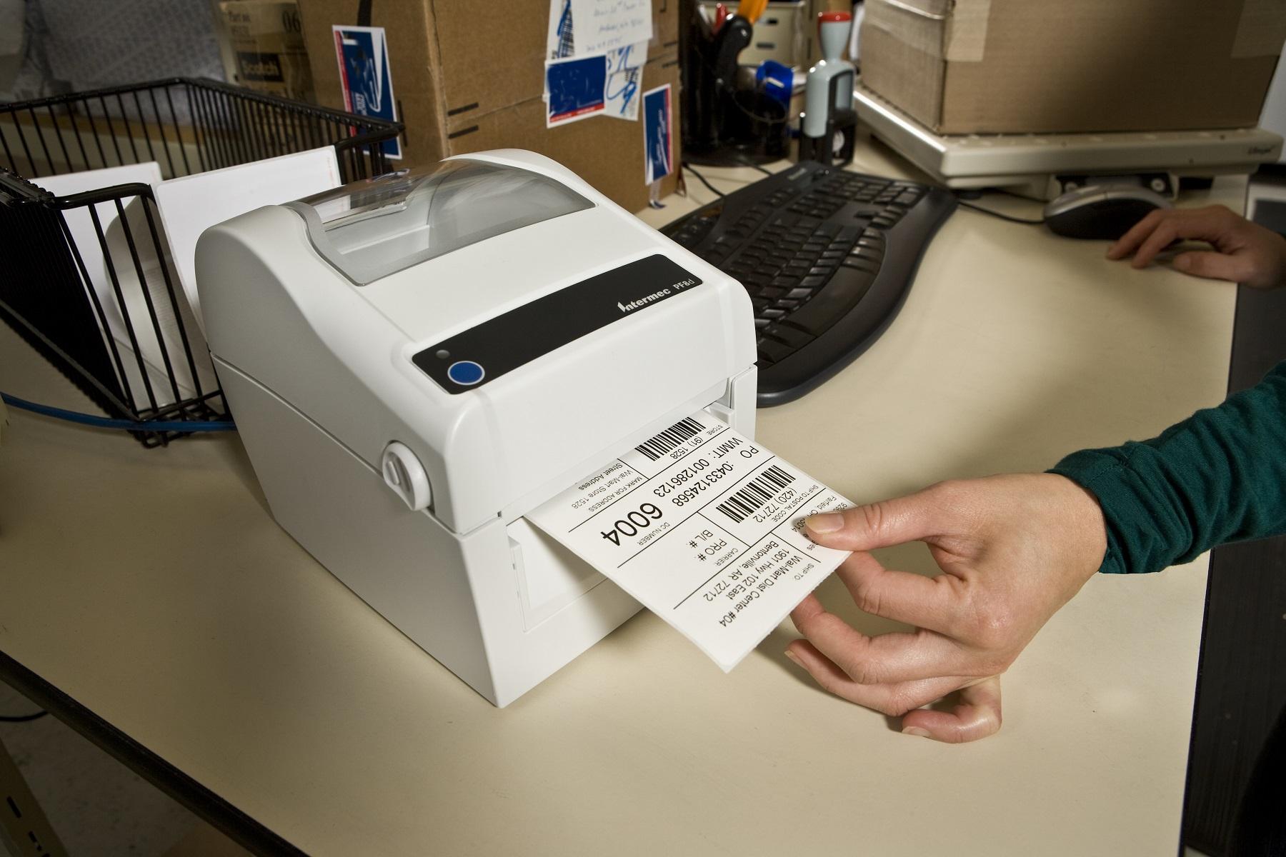 Наклейки для принтера этикеток