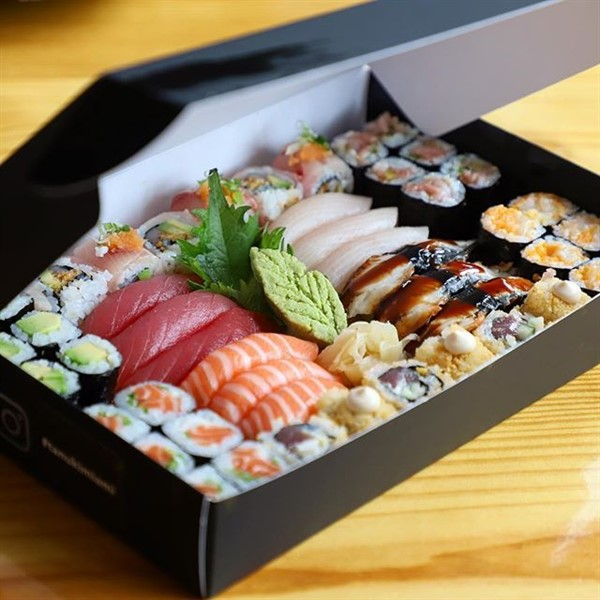 коробки для суши иролов