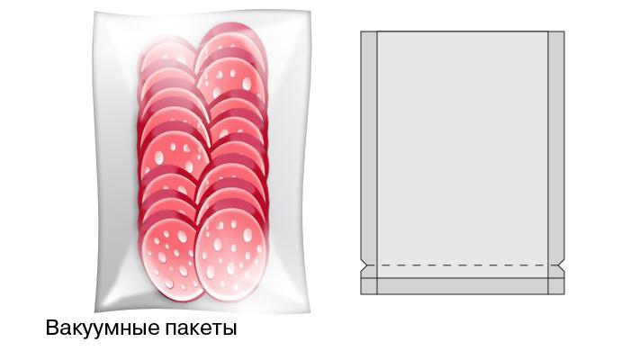 Вакуумные пакеты с рисунком